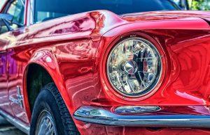 Scheinwerfer Mustang