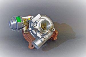 Beispielbild Turbolader